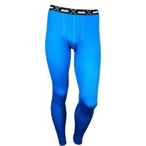 Swix STARX BODYW PANTS M modrá S - Pánské spodní kalhoty
