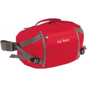 Tatonka HIP BAG červená  - Sportovní ledvinka