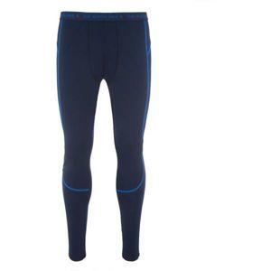 The North Face WARM TIGHTS M modrá S - Pánské spodní prádlo