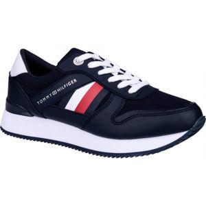 Tommy Hilfiger CORPORATE ACTIVE CITY SNEAKER tmavě modrá 39 - Dámská volnočasová obuv