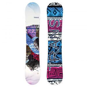 TRANS CU CAMBER  141 - Dámský snowboard