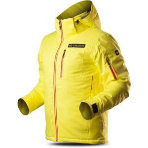 TRIMM FALCON žlutá L - Pánská lyžařská bunda