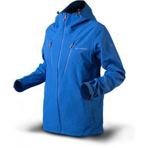 TRIMM INTENSE modrá S - Pánská celoroční bunda