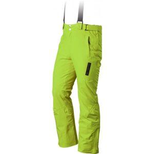 TRIMM RIDER zelená 3XL - Pánské lyžařské kalhoty