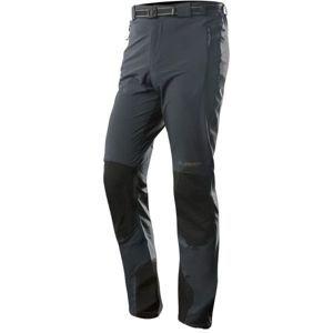 TRIMM TAIPE tmavě šedá XL - Pánské stretch kalhoty
