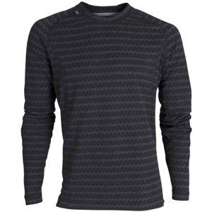 Ulvang 50FIFTY 2.0M tmavě šedá M - Funkční triko