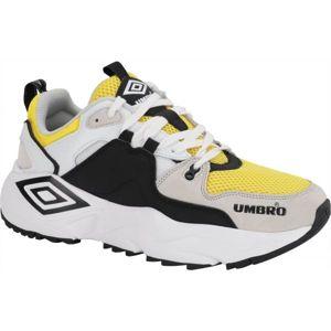 Umbro RUN M bílá 11 - Pánské volnočasové boty