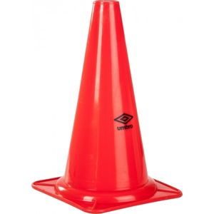 Umbro COLOURED CONES - 30cm červená  - Kužely