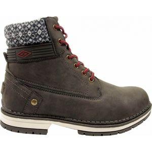 Umbro LOTTA tmavě šedá 41 - Dámská podzimní obuv