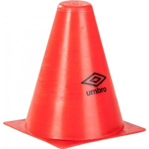 Umbro COLOURED CONES - 10cm červená  - Kužely