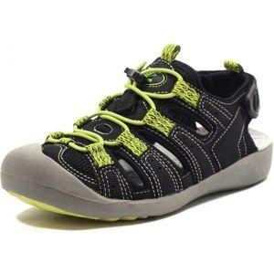 Umbro TUDOR šedá 34 - Dětské volnočasové sandály