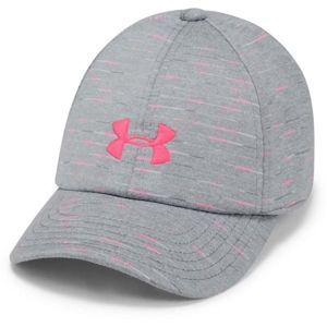 Under Armour GIRLS SPACE DYE RENEGADE CAP - Dívčí kšiltovka