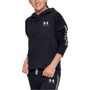 Under Armour SPORTSTYLE FLEECE HO - Dívčí mikina
