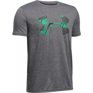 Under Armour COMBO LOGO SS T - Chlapecké triko