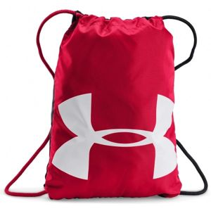 Under Armour OZSEE SACKPACK červená UNI - Gymsack