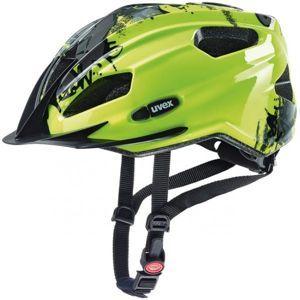 Uvex HELMA QUATRO JR  (50 - 55) - Cyklistická helma