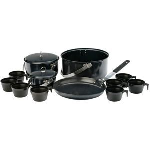 Vango 8 PERSON NON-STICK COOK KIT  NS - Sada nádobí
