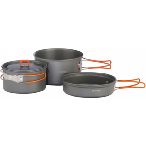 Vango HARD ANODISED ADVENTURE COOK KIT - Set nádobí