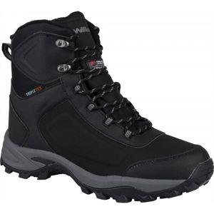 Willard CENTURIO černá 43 - Pánská zimní obuv
