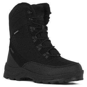 Willard CROOB M černá 39 - Pánská zimní obuv