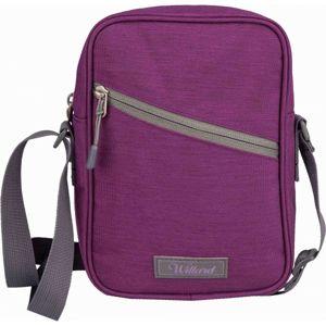 Willard DOCBAG 3 fialová NS - Taška přes rameno