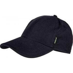 Willard LABOCK černá UNI - Čepice s kšiltem