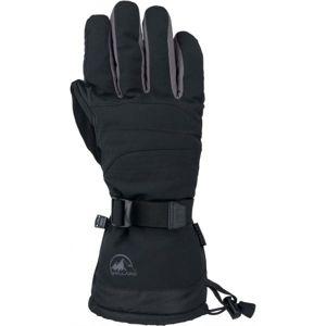 Willard KETO černá M - Pánské lyžařské rukavice