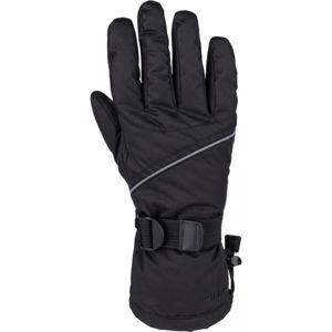 Willard ISMAEL šedá L - Pánské lyžařské rukavice