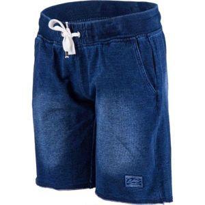 Willard PALOMA tmavě modrá S - Dámské šortky džínového vzhledu
