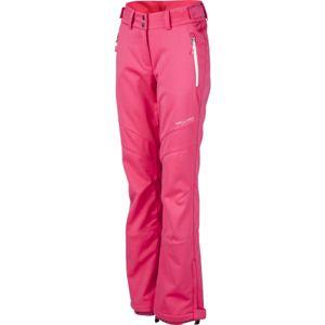 Willard ROSALI růžová XXL - Dámské softshellové kalhoty