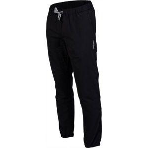 Willard TEDDY černá L - Pánské zateplené kalhoty