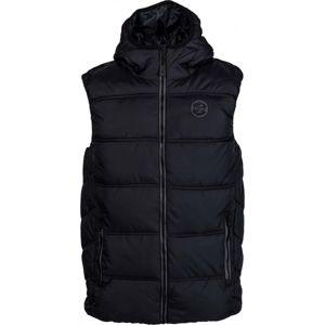 Willard BOB černá XL - Pánská prošívaná vesta