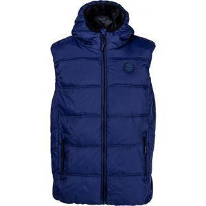 Willard BOB tmavě modrá XL - Pánská prošívaná vesta