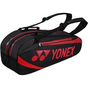 Yonex 6R BAG 8926 červená NS - Univerzální taška na rakety